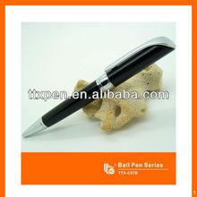 Novelty clip metal touch pen