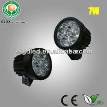 High Brightness 7W IP65 LED Outdoor Garden Lights AC12V-240V