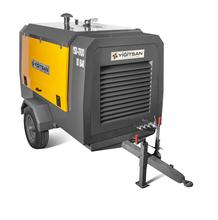 Mobile Screw Air Compressors