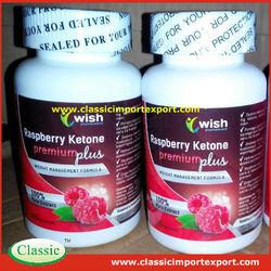 Natural Raspberry Ketone Capsule 500mg/1000mg