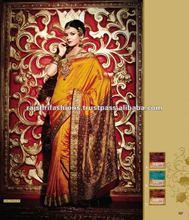 Exclusive bridal Silk saree