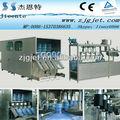 Zhangjiagang 5 galões de água de enchimento de garrafas monobloco