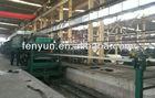 Wire rope core rubber conveyer belt flat vulcanizing machine/production line