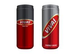 VIVA! premium energy drink