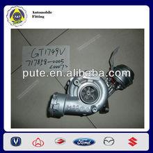 NEW GT1749V 717858-0005 038145702N Fit for AUDI A4/A6,SKODA Superb,VW PASSAT TDI 1.9/4 130HP AXW/AWX/AVF/BLB turbocharger