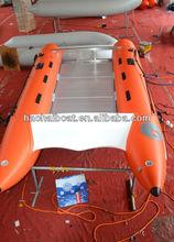 490cm 12-passenger sport inflatable high speed boat