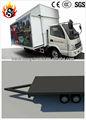De alta calidad 5d dylnamic móvil de equipo para el cine, movible de cine- de bajo riesgo, de alta rentabilidad