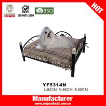 Luxury Dog Iron Beds, Wrought Iron Pet Bed