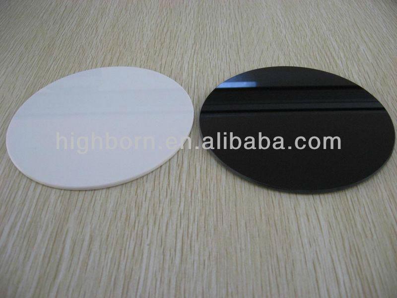 Crystal Microcrystalline Glass Plate