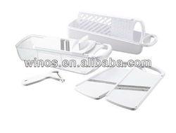 Plastic multi slicer Multi Vegetable Chopper 110834