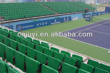 500mm Width dismountable Sport grandstand with armrest chair/seating JY-612