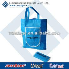 Pocket Foldable Non Woven Tote Shopper Bags