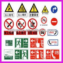 Chaep Self Adheisve Sticker Labels , Custom Indicative Labels , Various of Warning Labels Printing