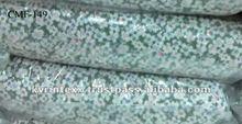 Impermeabile floreali tessutodisetanaturale/tessuto esterno/fiore disegni pittura su tessuto