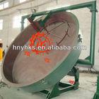 organic fertilizer disk granulation machine