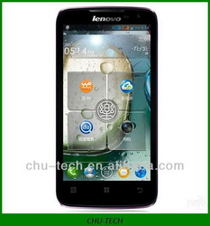 Original Lenovo A850 Smart phone MTK6582m Quad Core 5.5 inch Android 4.2 Phone GPS support muti-language and google play
