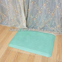 Hot selling fashion anti fatigue pu floor mats
