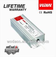 IP67 waterproof 12v 7a led driver for LED lighting with CE ROHS approved