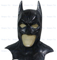 حار بيع الأزياء الوجه الكامل 2014 احتفالات الكرنفال realisic قناع باتمان حفل تنكري