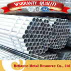 WELDED GALVANIZED STEEL ROUND PIPE CULVERTS