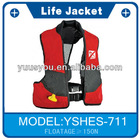 The most security marine life jacket with CE/CCS/SOLAS certification for adults and children