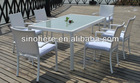 New Compact Cheap Dining Set Table And Chairs AK1352