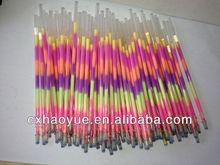 12 colors water color gel pen core