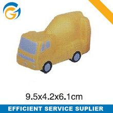Promotional Cute Truck Foam Stress Ball
