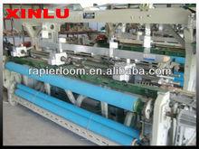 Plastic Woven Packing Bag Rapier Loom Weaving Machine glitter making machine