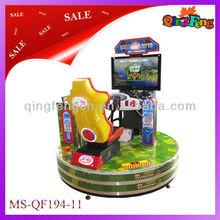 42 dynamic turn table MS-QF194-11 play land games arcade video simulator shooting gun game machine