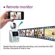 Wireless WiFi Two-way Audio Pan/Tilt Surveillance IP Camera Night Vision Webcam