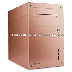 acubic T20R Peach / Aluminum PC Case Price negotiable!!