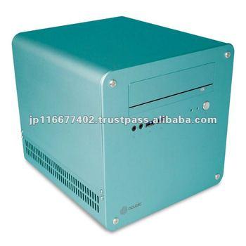 acubic M20 Aqua Blue / Aluminum PC Case Price negotiable!!