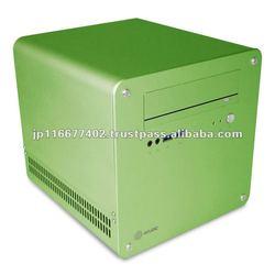 acubic M20 Olive Green / Aluminum PC Case Price negotiable!!