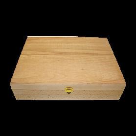 Caja de madera de embalaje de vino, Botellas, Caja de madera para el vino