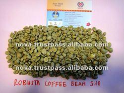 Vietnam Robusta Coffee Bean