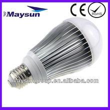 high brightness 7w led bulb e27 230v for table lamp