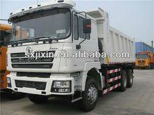Shacman 6x4 White Dump Truck For Sale
