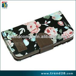 s4 mini wallet case for samsung galaxy s4 mini leather case