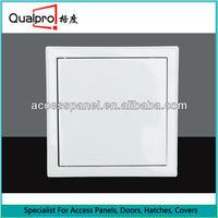 Galvanized Steel Ceiling Access Panels / Metal Inspection Door with Push Locks AP7020