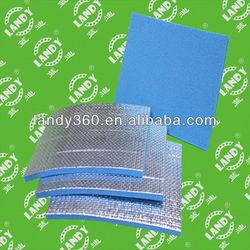 against vapour penetration good heat insulators