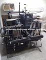 gt heidelberg platen pressador carta de cor única máquina de impressão