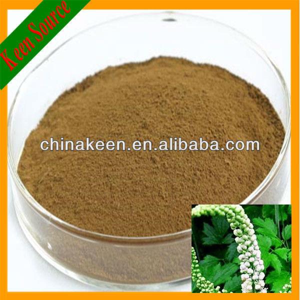Cimicifuga Racemosa Extract/Black Cohosh Extract Powder Triterpenoid saponins