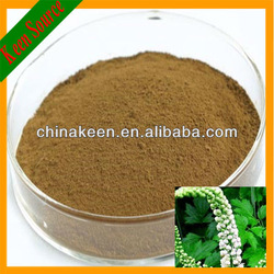 Cimicifuga Racemosa Extract/Black Cohosh Extract Powder Triterpenoid saponins