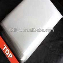 Manufacture pe plastic white garbage bags