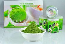 High quality green tea powder