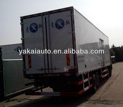 Refrigerated mini dry freezer cargo van