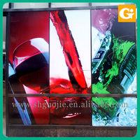 PVC Window Sticker, Plastic Window Decal, Custom Decal