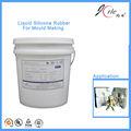 resistência de alta temperatura além do tipo de líquido de borracha de silicone