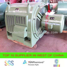 High efficiency water turbine and electricity generators